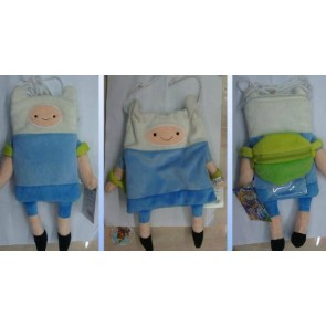 Adventure Time Finn The Human Cosplay Bag