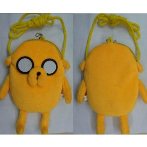 Adventure Time Jake The Dog Cute Cosplay Bag