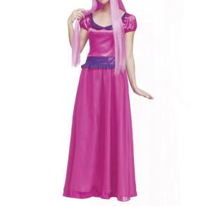Adventure Time Princess Bubblegum Cosplay Costume