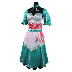 Alice: Madness Returns Alice Siren Cosplay Costume
