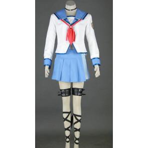 Angel Beats! Yui Uniform Cosplay Costume