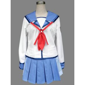 Angel Beats! Nakamura Yuri Cosplay Costume