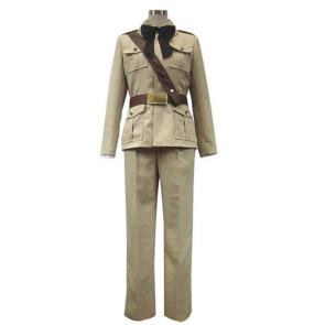 Axis Powers Hetalia Antonio Fernandez Carriedo Cosplay Costume