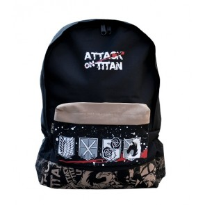 Attack On Titan Nylon Cosplay Backpack