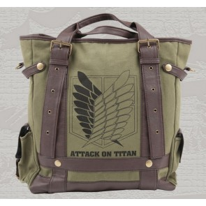 Attack On Titan Recon Corps Cosplay Bag
