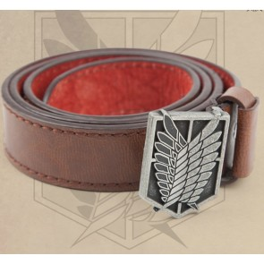 Attack On Titan Recon Corps Cosplay Belt