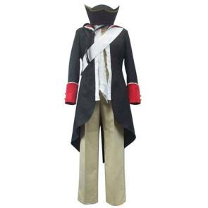 Axis Powers Hetalia Prussia Cosplay Uniform