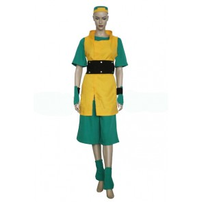 Avatar The Last AirBender Toph Cosplay Costume
