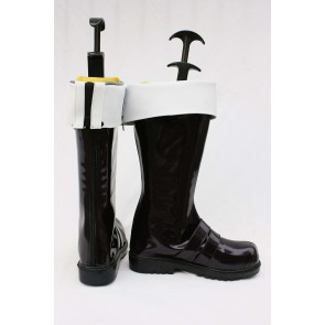 Axis Powers Hetalia Ludwig Cosplay Imitation Leather Boots