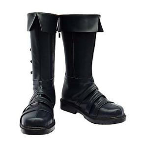 Axis Powers Hetalia Prussia Gilbert Beilschmidt Cosplay Boots