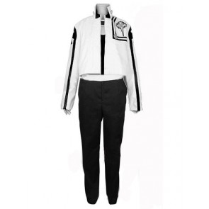 D.Gray Man Bak Chang Cosplay Costume