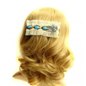 Beautiful Floral Girls Lolita Hairpin