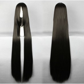 Black 120cm Haganai Yozora Mikazuki Cosplay Wig