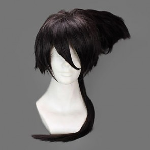 Black 45cm Nura: Rise of the Yokai Clan Rihan Nura Cosplay Wig