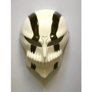 Black Bleach Ichigo Vizored PVC Cosplay Hollow Mask