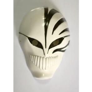 Black Bleach Kurosaki Ichigo PVC Cosplay Mask