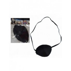Black Bleach Zaraki Kenpachi Cosplay Cloth Eyecup
