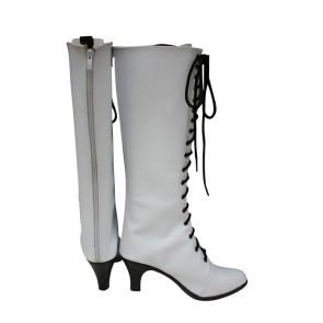 Black Butler Kuroshitsuji Angela Cosplay Boots