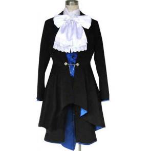 Kuroshitsuji Black Butler Ciel Phantomhive Cosplay Costume