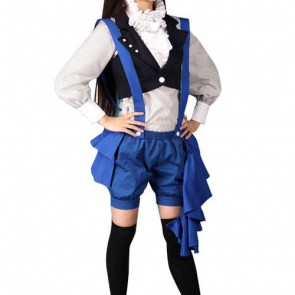 Kuroshitsuji Black Butler Cosplay Costume - Version 1