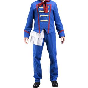 Kuroshitsuji Black Butler Drossel Kainz Cosplay Costume