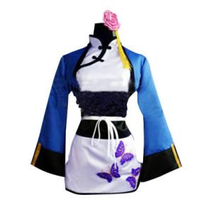 Kuroshitsuji Black Butler Ranmao Cosplay Costume