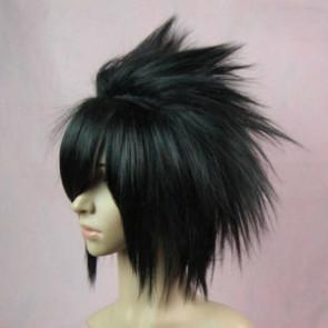 Black Naruto Uchiha Sasuke Cosplay Wig