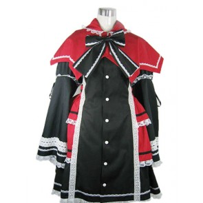 Rozen Maiden Black Rozen Maiden Lolita Dress