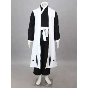 Bleach Captain Ichimaru Gin Cosplay Costume - 3rd Division