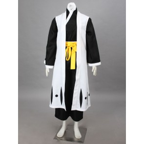Bleach Captain Soi Fon Cosplay Costume - 2nd Division