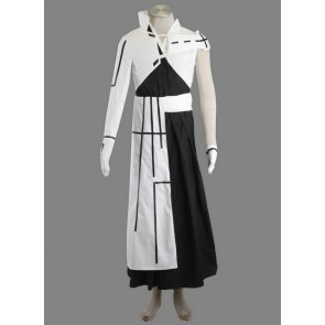 Bleach Uryu Ishida Cosplay Costume - 2nd Edition