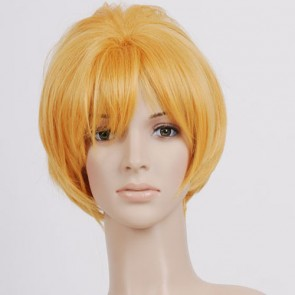 Blonde Rin Cosplay Wig