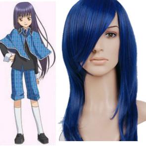 Blue 65cm Shugo Chara Nagihiko Fujisaki Cosplay Wig
