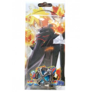 Blue Katekyo Hitman Reborn Alloy Anime Breastpin