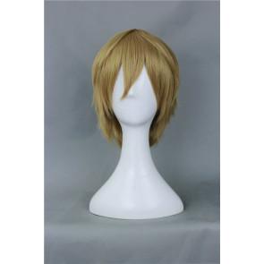 Brown 30cm Free! Makoto Tachibana Cosplay Wig