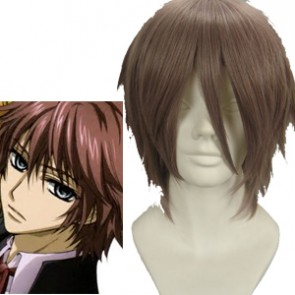 Brown 32cm Vampire Knight Senri Shiki Cosplay Wig
