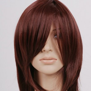 Brown Meiko Cosplay Wig