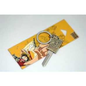 One Piece Luffy Cosplay Key Chain