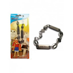 One Piece Alloy Anime Bracelet