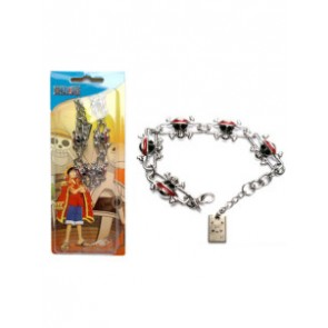 One Piece Alloy Cosplay Bracelet