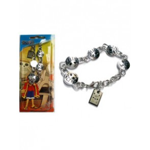 One Piece E Portgas D. Ace Anime Bracelet