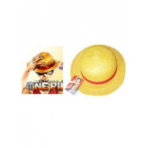 One Piece Monkey D Luffy Cosplay Straw Hat