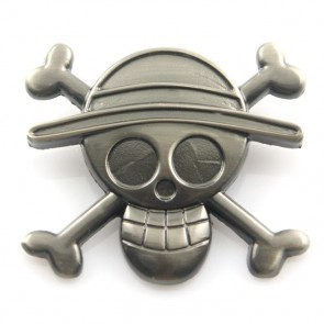 One Piece Cosplay Breast Pin