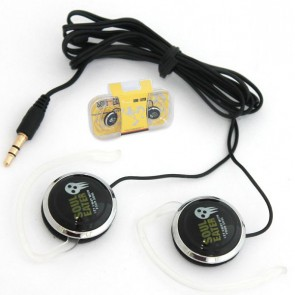 Soul Eater Cosplay Earphone