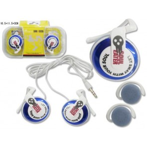 Soul Eater Alloy Earphone