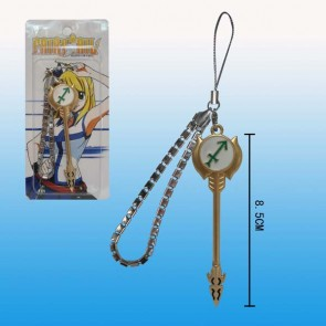 Fairy Tail Alloy Anime Phone Chain