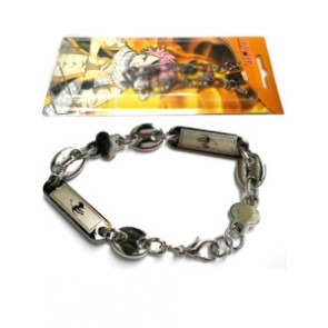 Fairy Tail Alloy Anime Bracelet