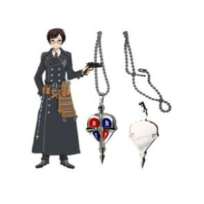 Ao no Exorcist Alloy Anime Necklace