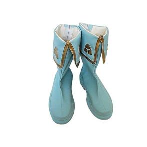 Cardcaptor Sakura Sakura Kinomoto Blue Cosplay Boots
