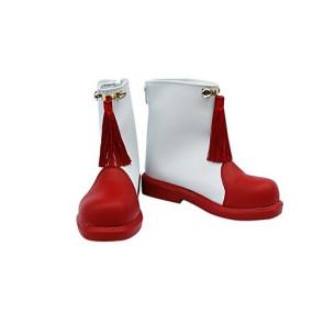 Cardcaptor Sakura Sakura Kinomoto White Cosplay Boots